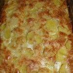 Lecker Kartoffelgratin! :-)