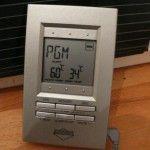 Warten auf 60°C Kerntemperatur