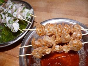 Garnelenspieß-Duo für Grill und Pfanne - Wird mariniert