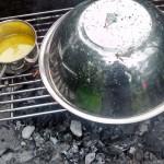 Hummer grillen