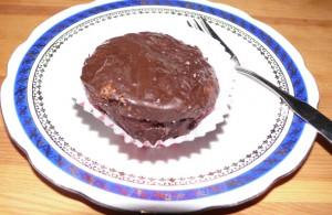 Laras Sachertorten-Muffins