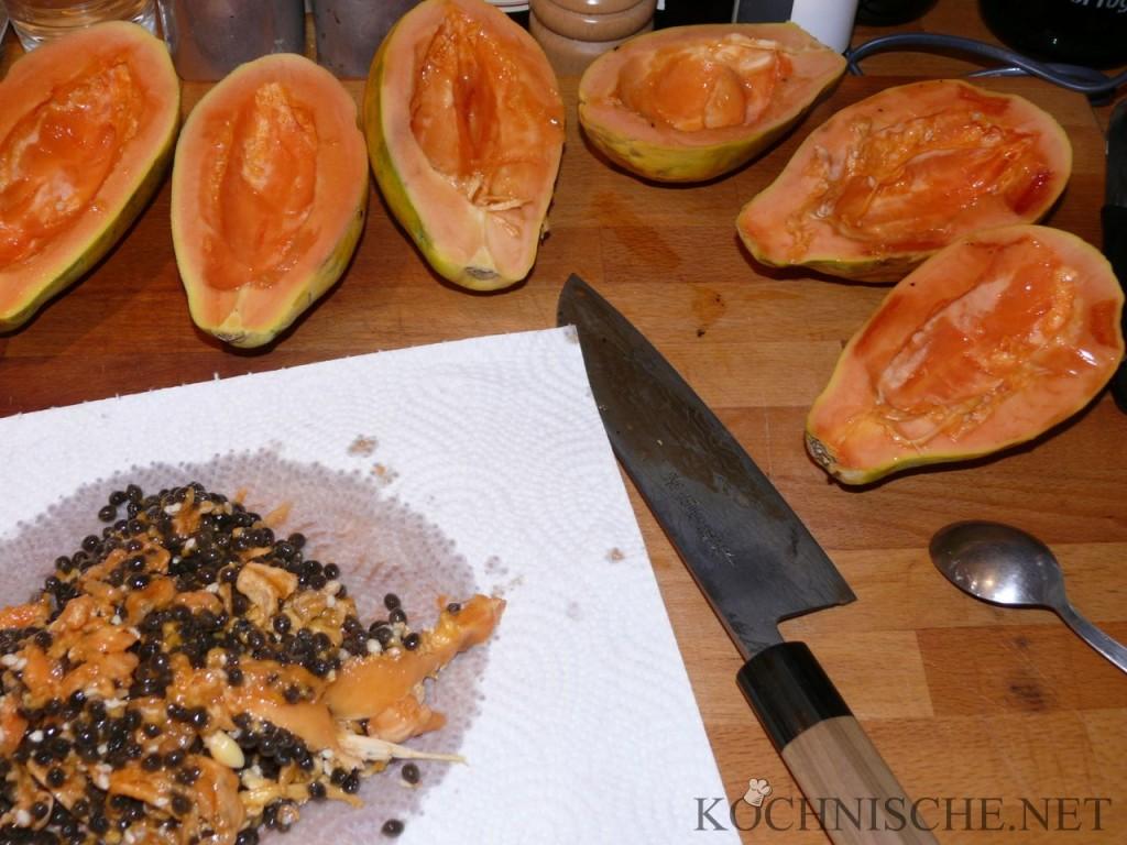 Die Papayas
