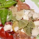 Lecker: Pasta tricolore - Sommerpasta