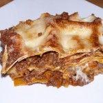 Die perfekte Lasagne. :-)
